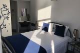 Liege Hôtel Eurotel - Chambre - Lit double