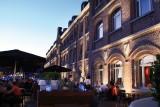 Hôtel Verviers - Terrasse le soir