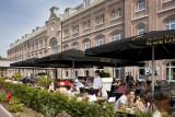 Hôtel-Restaurant Van Der Valk - Verviers - Terrasse
