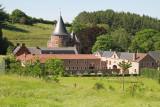 Hôtel du Château d'Ahin - Ben-Ahin - Vue extérieure générale