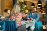 Van der Valk Congres Hotel Liège - Restaurant - Table - Repas
