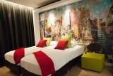 Appart'Hôtel Urban Lodge - Chaudfontaine - Chambre twin