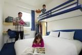 Hôtel Ibis Budget Aachen Raeren Grenze - chambre