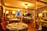 Hôtel Seehof & Thermes - Salle restaurant