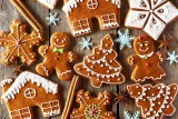 Recette - Petits biscuits de Noël (bruns)