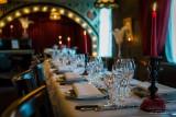 Restaurant Le Thème - Liège - table dressée