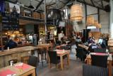 Réfectoire de la Brasserie - Rocourt - vue générale restaurant