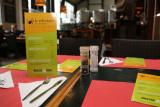Réfectoire de la Brasserie - Rocourt - Carte du restaurant