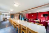 Gîte Kaleo d'Arbrefontaine-Petite Maison - Lierneux - Salle à manger
