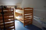 Centre d'hébergement Le Fagotin - Stoumont - Chambre Lits superposés