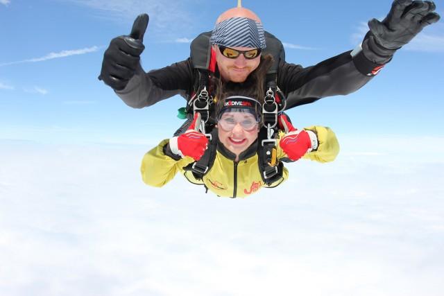 Skydive Spa - The tandem parachute jump - Spa | Liege Province