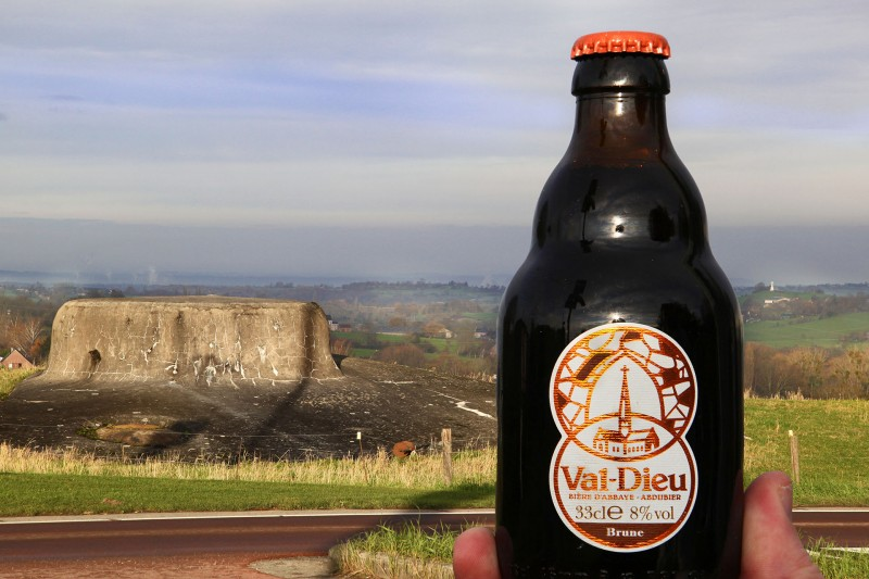 Cycling and hiking tours - Val-Dieu Brune - Beer
