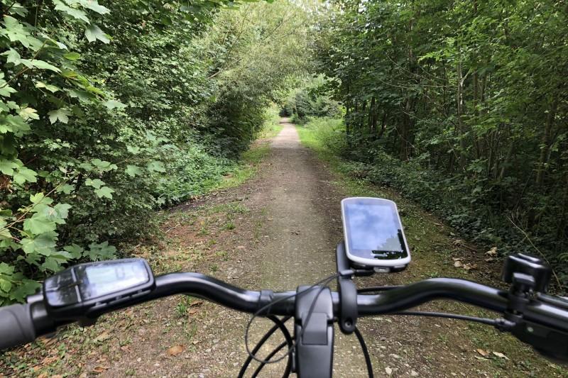 Wandel- en fietstochten - Fietstour Grigne-dints - Langs de Geer