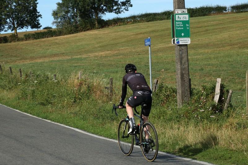 Cycling and hiking tours - The mythical hill - Côte de la Redoute - Fraiture-Presseux