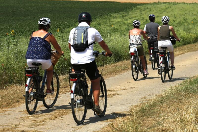 Wandel- en fietstochten - Momalle - Jekervallei - Haspengouw - Campagnes - Fietsers
