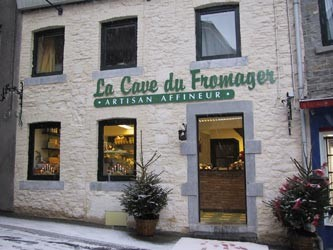 Cave fromager