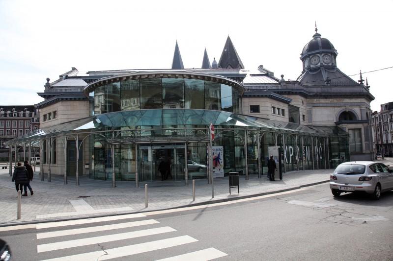 Maison du Tourisme Spa Hautes Fagnes Ardennes - Spa - Façade