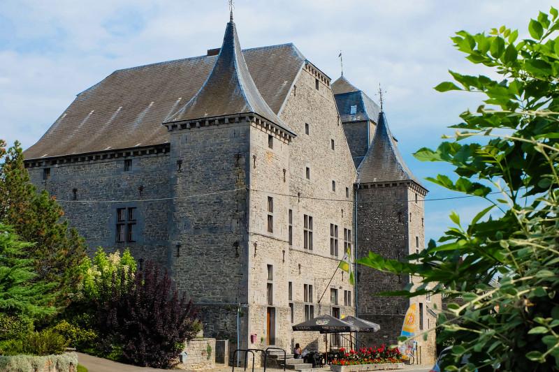 SI Anthisnes Avouerie Chateau 02 © Avouerie d'Anthisnes asbl
