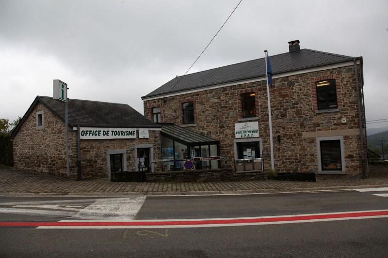 Office du Tourisme Stoumont - Façade