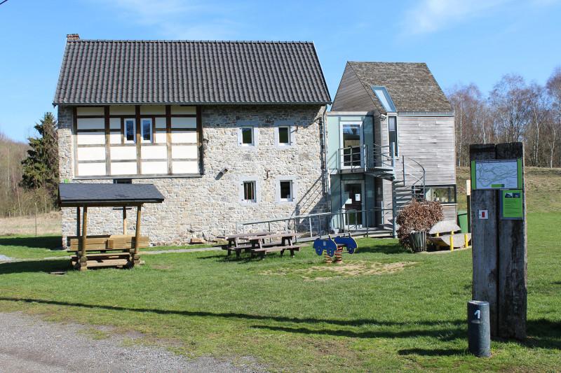 OT Plombieres maison du site minier © Tourisme Plombieres Chantal Merte...
