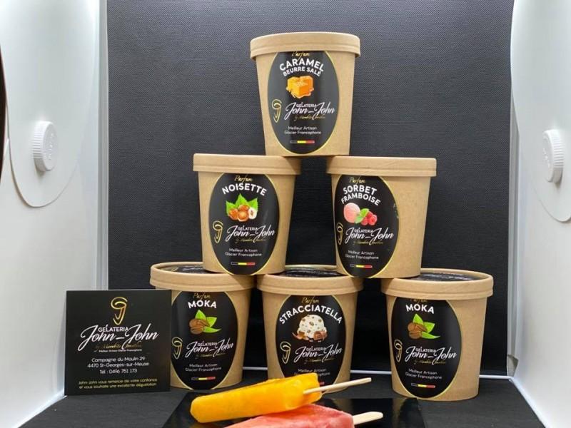 Gelateria john-john - glaces
