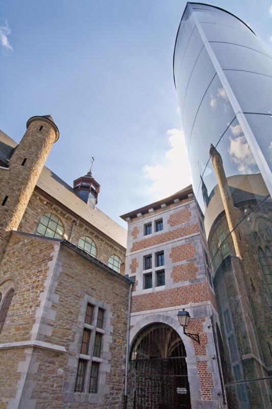 Musée de la Vie Wallonne - Liège - Vue extérieure