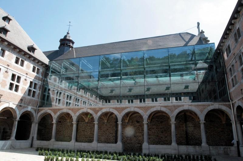 Musée Vie wallonne - Liège - cloître