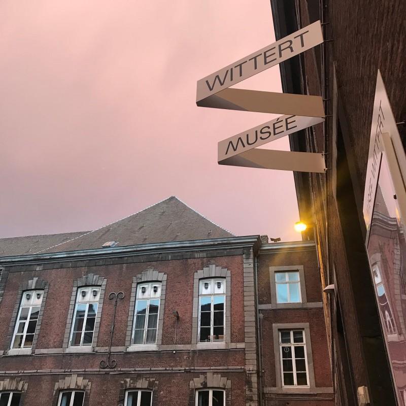 Musée Wittert - Entrée