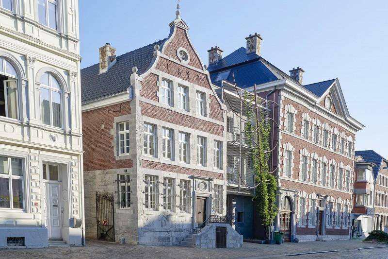 Eupener Stadtmuseum Eupen - extérieur