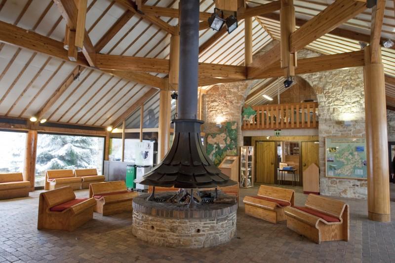 Parc Naturel Hautes Fagnes Eifel - Waimes - Feu ouvert