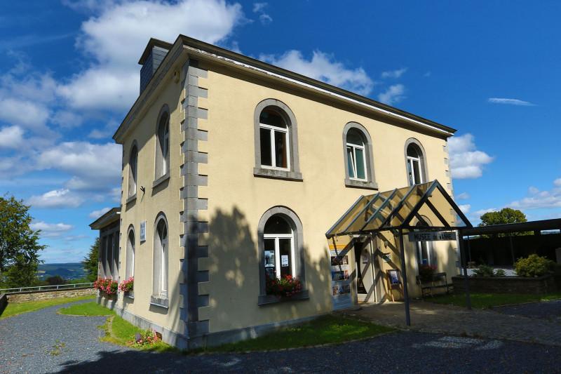 Musée de Wanne - Trois-Ponts - façade