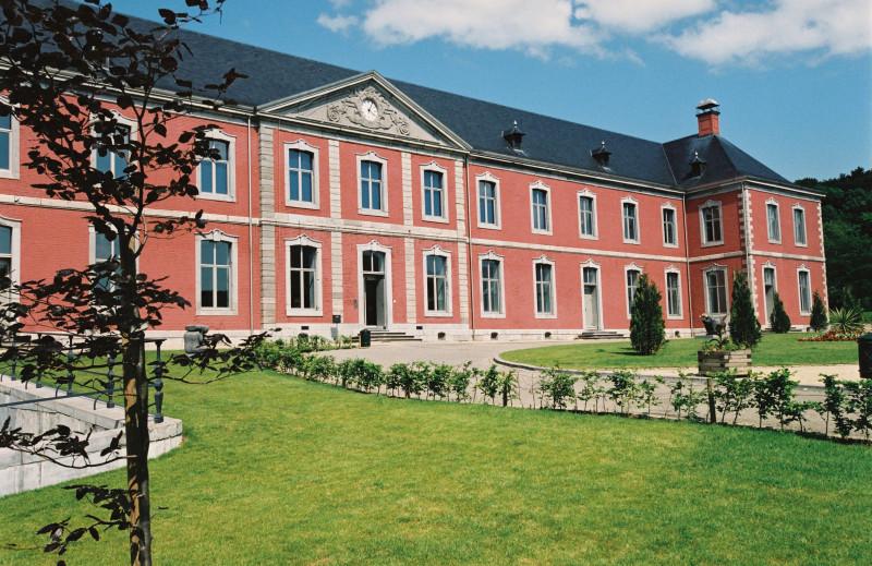 Château Val Saint-Lambert - Seraing - façade