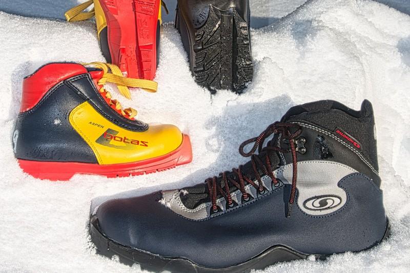 Ski Club Weywertz - Bütgenbach - Chaussures ski