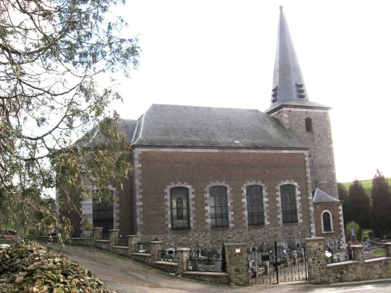 Église sainte lucie de Mortroux