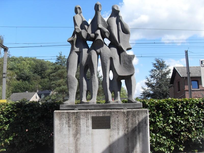 Monument des Jazzmen