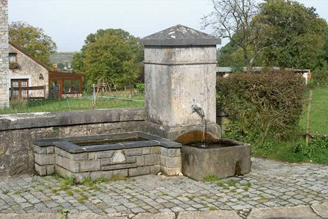 Fontaine de Xhoris