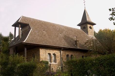 Chapelle de la Vierge des Pauvres