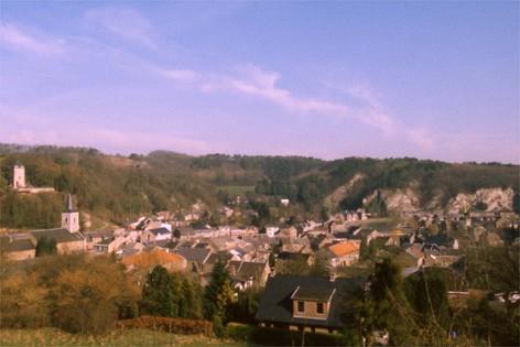 Point de vue Géromont
