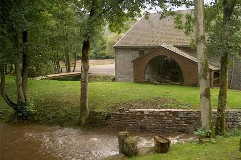 Moulin du Halleux