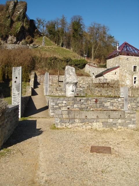 Fontaine de la place leblanc