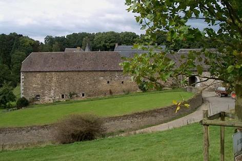 Château Ferme de la Chapelle