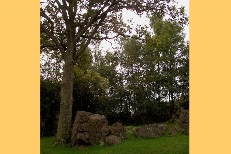 Menhir de Deigné