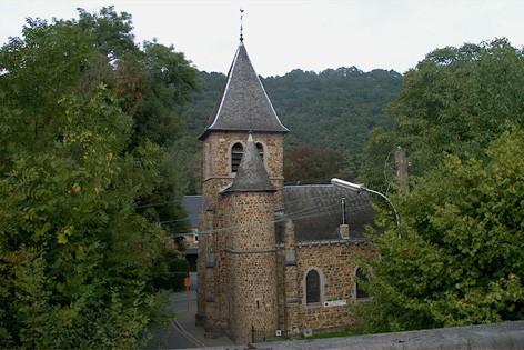 Eglise de Nonceveux