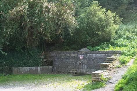 Fontaine de Nonceveux