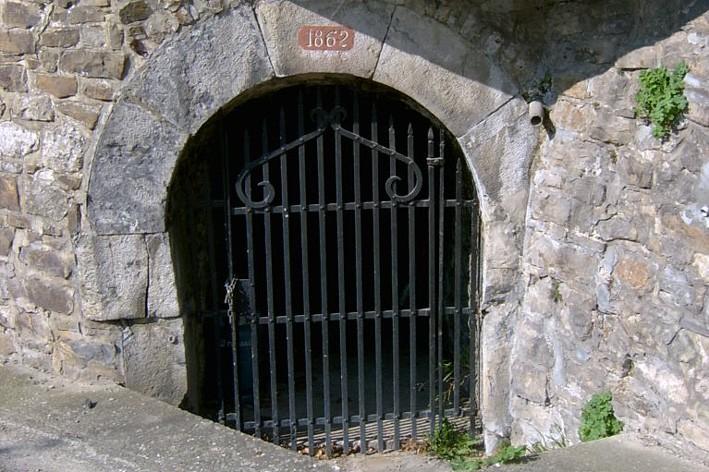 Galerie minière de Méry
