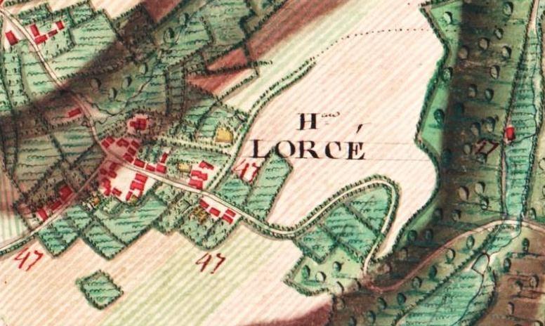 Lorcé