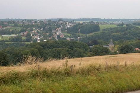 Panorama de Rouvreux