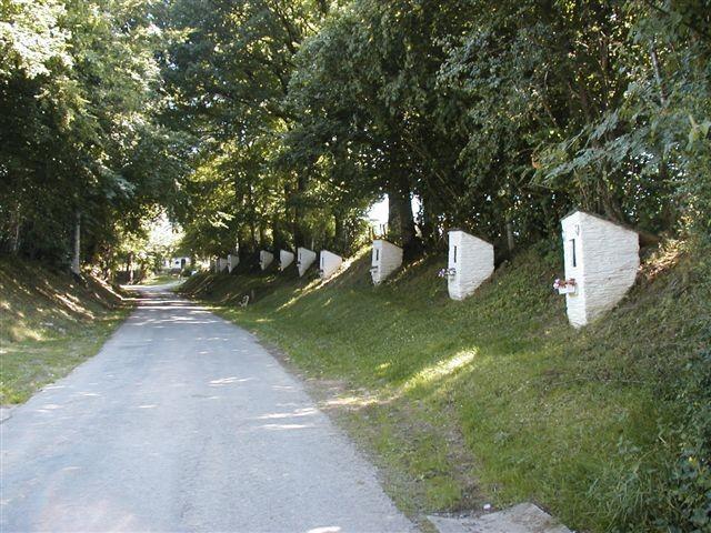 Arbrefontaine Calvaire