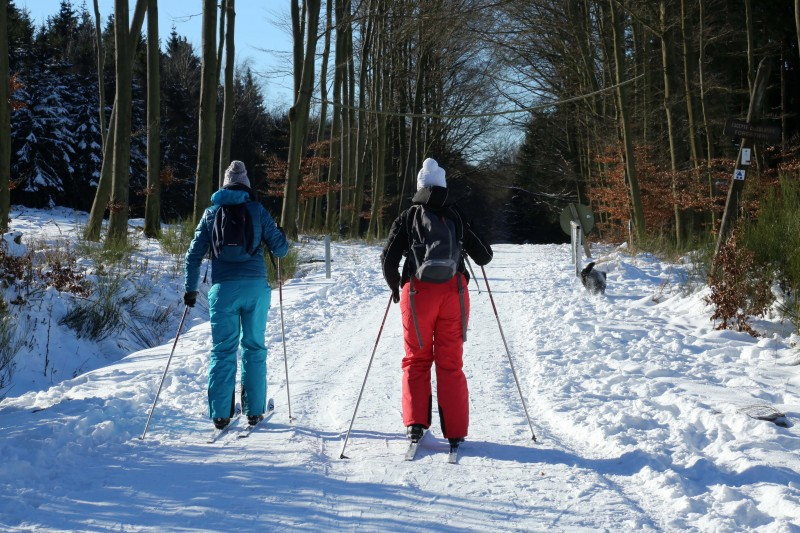 Thier des Rexhons - Ski de fond