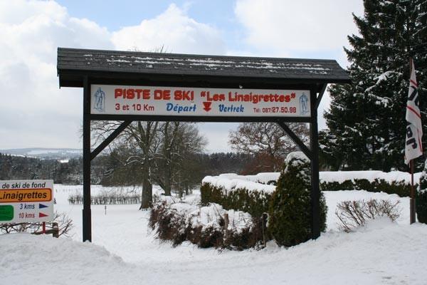 Ski de fond Linaigrettes